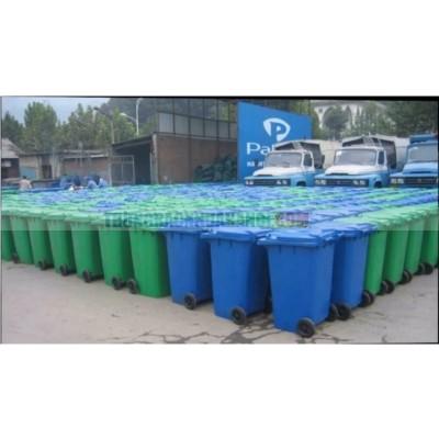 Xưởng sản xuất thùng rác Paloca tại Ninh Thuận