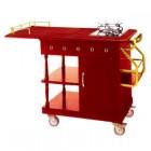 Xe phục vụ bếp bằng gỗ loại nhỏ WY-93