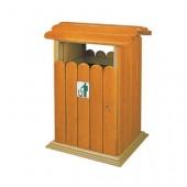 Thùng rác gỗ cho gia đình