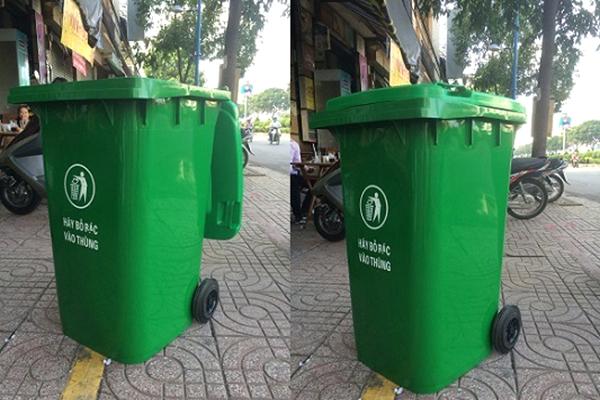 thùng rác tại phú yên