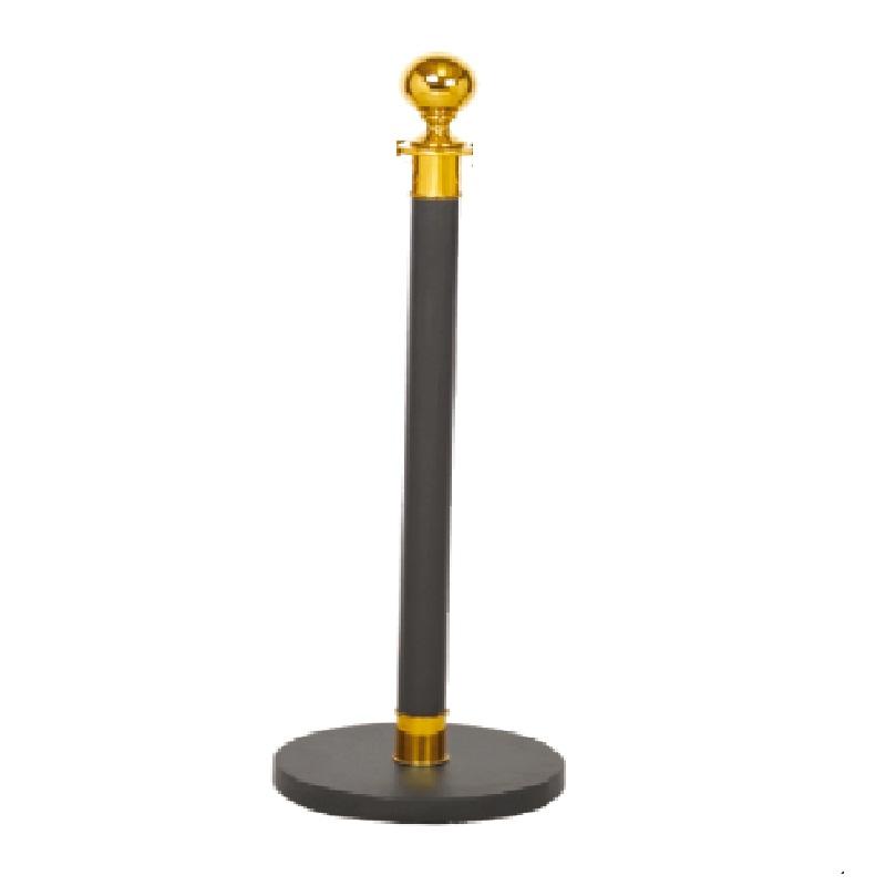 Cột chắn inox di động có dây chắn TLJG28M