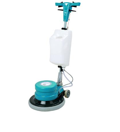 máy đánh sàn công nghiệp màu trắng xanh